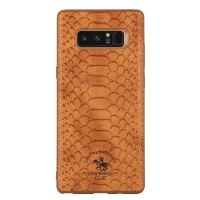 Чехол Santa Barbara Polo & Racquet Club Knight для Samsung Galaxy Note 8 Коричневый