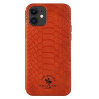 Чехол Santa Barbara Polo & Racquet Club Knight для iPhone 11 Красный