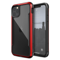 Чехол X-Doria Defense Shield для iPhone 11 Pro Max Красный