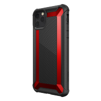 Чехол X-Doria Defense Tactical для iPhone 11 Pro Max Красный