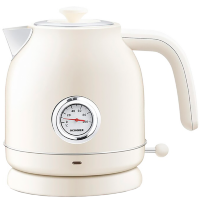 Чайник Xiaomi Qcooker Retro Electric Kettle 1.7L Белый